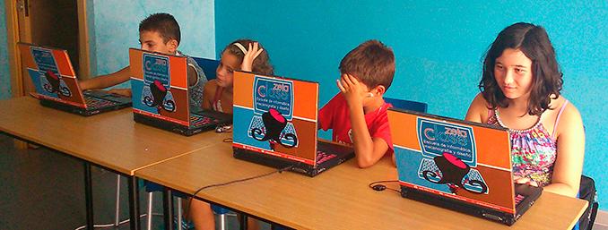 Cursos y talleres de informática en Almazora.